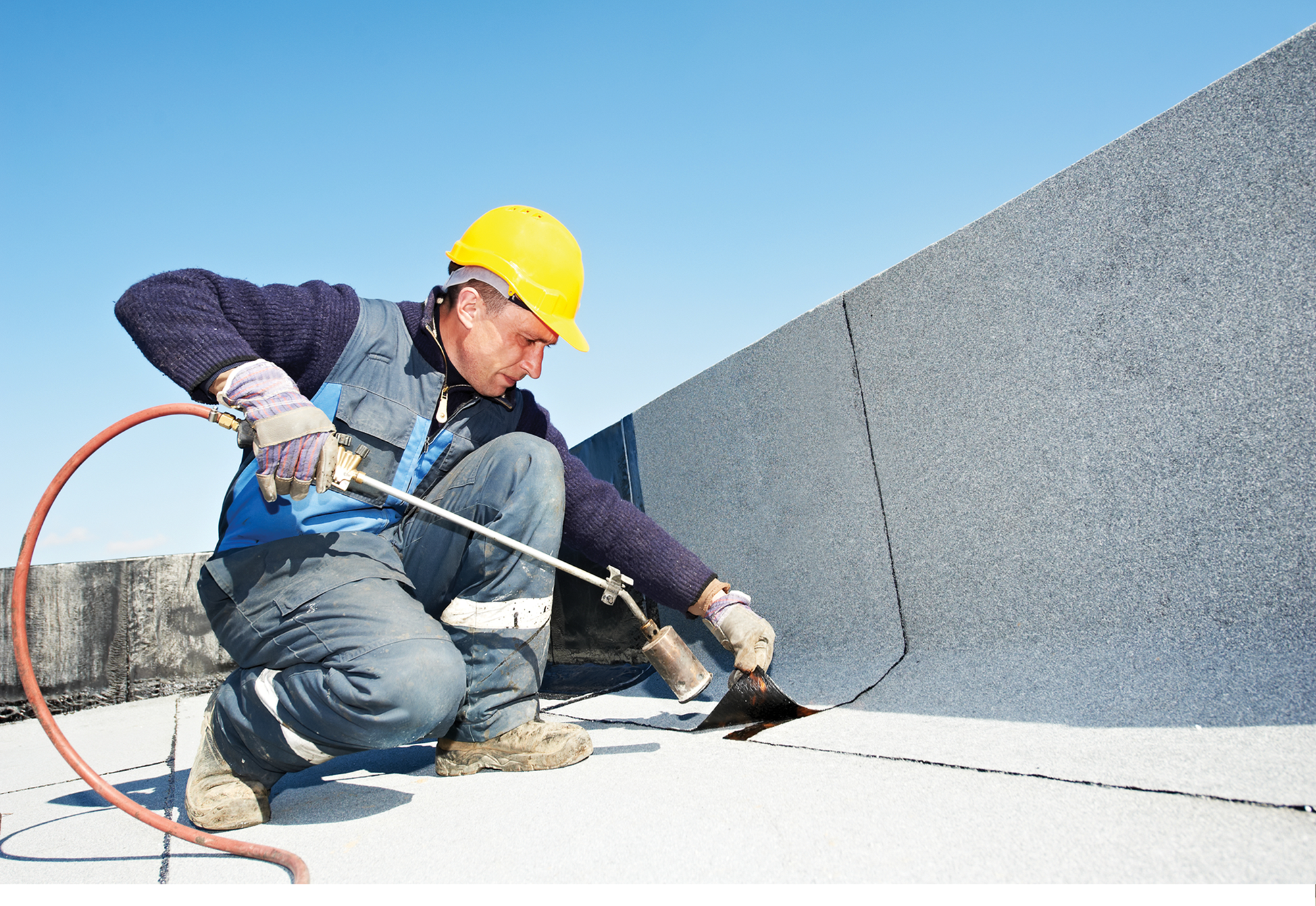 Commercial Roofing Services in the Greater Toronto Area